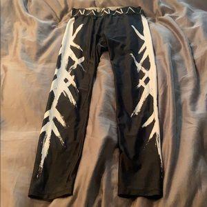 Alala black leggings xs